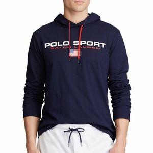 Polo Sport Hoodie NWT M